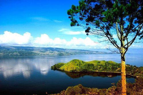 80+ Gambar Pemandangan Danau Paling Keren